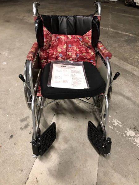 Nick 介助者椅子 車椅子 ニック 自走型 介護○