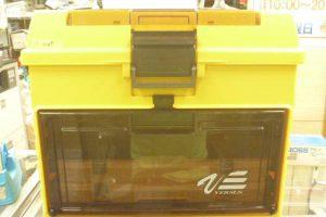 メイホウ タックルボックス 黄色 フィッシング VS8500